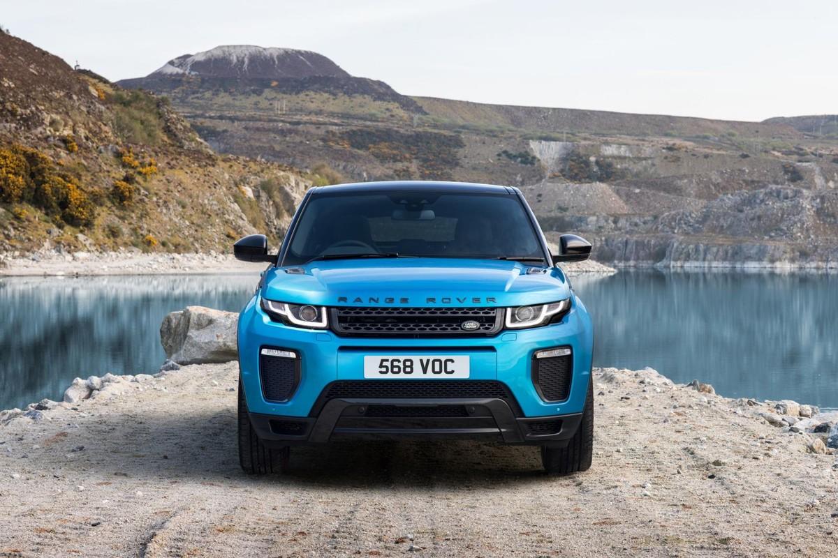 2018 land rover range rover evoque landmark edition reviews