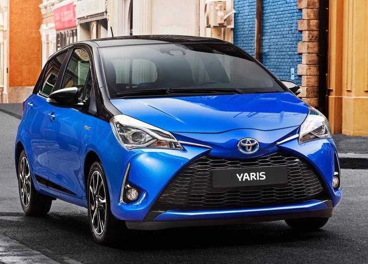 Toyota Yaris Pulse (2017) Specs & Price - Cars co za