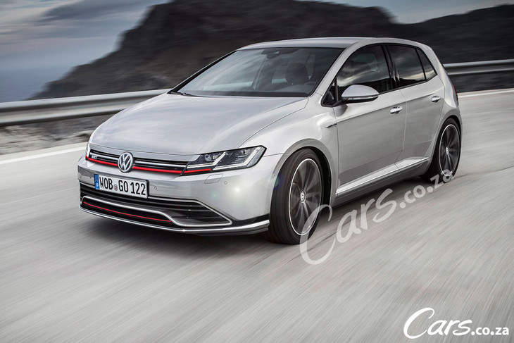 Rendering: VW Golf 8 & GTI coming in 2019 - Cars.co.za