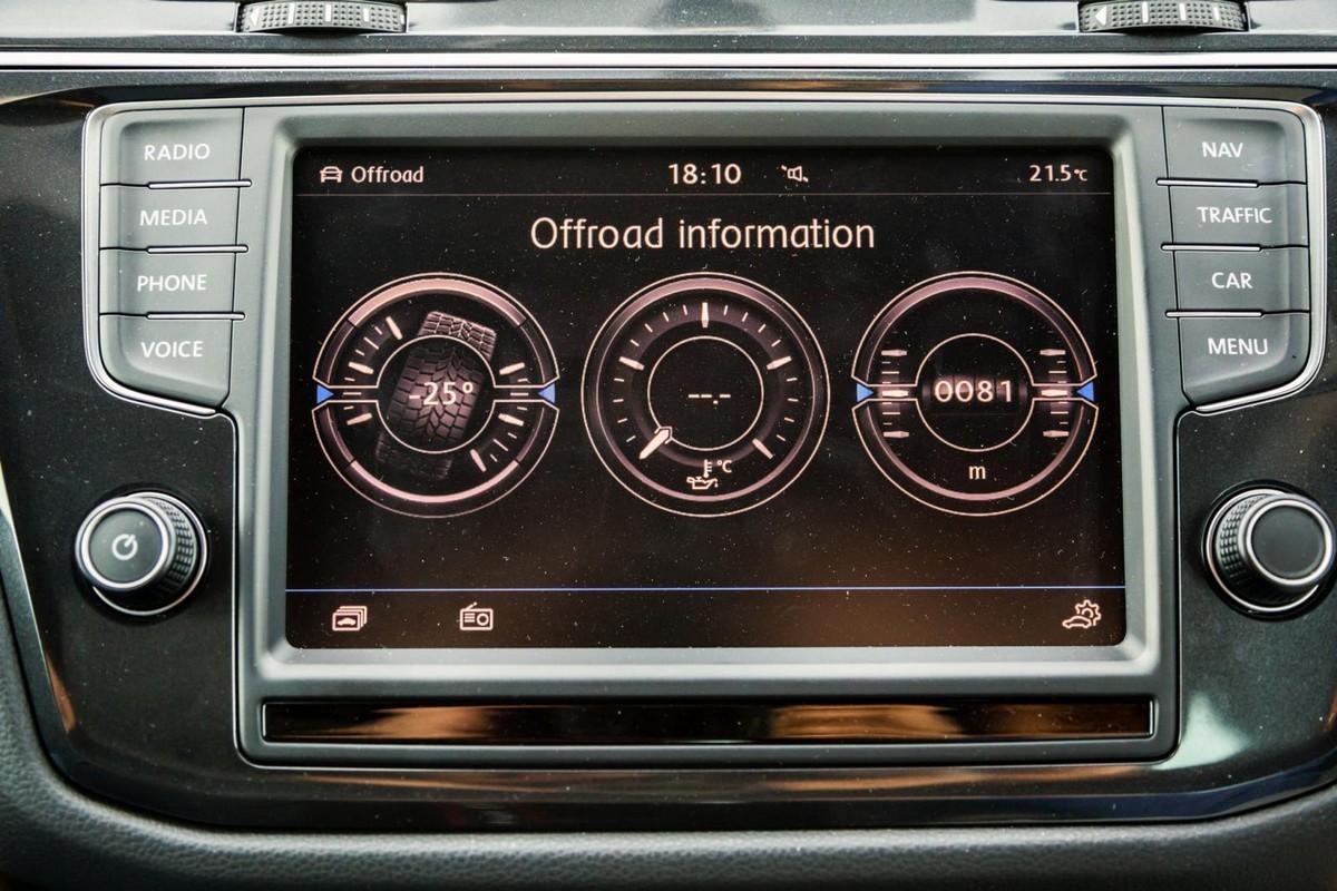 Volkswagen Tiguan 2 0 TDI Highline 4Motion DSG (2017) Quick
