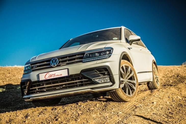Volkswagen Tiguan TDI 6