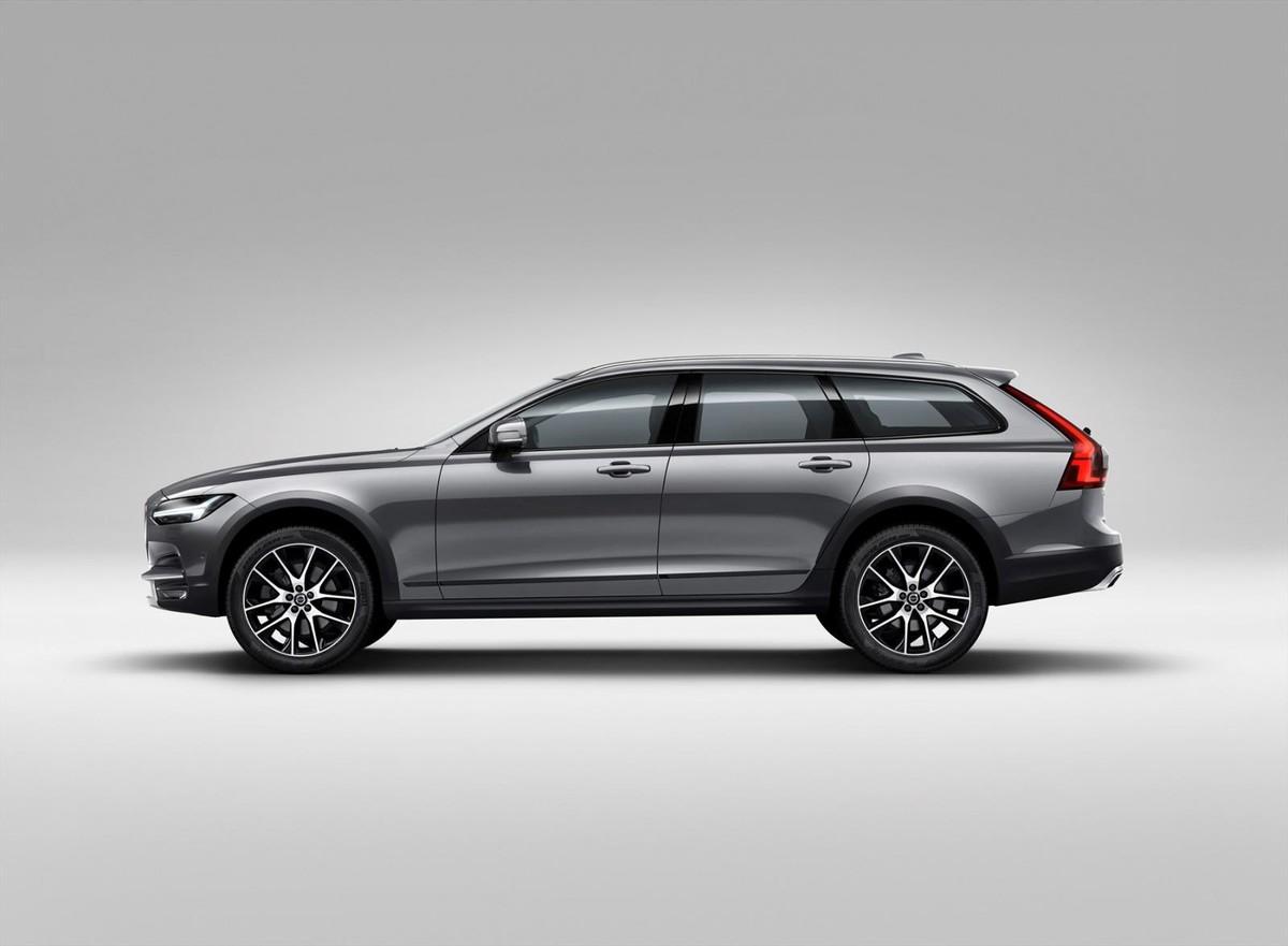 Volvo station wagon 2017