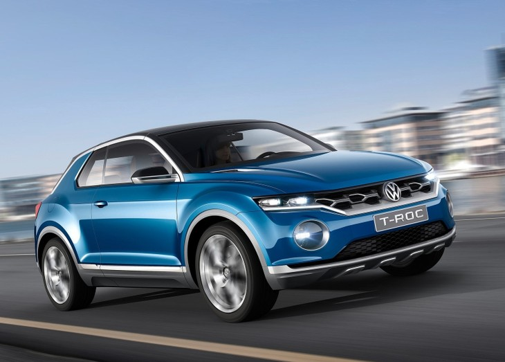 Volkswagen Readies Compact Family Car Crossover Video