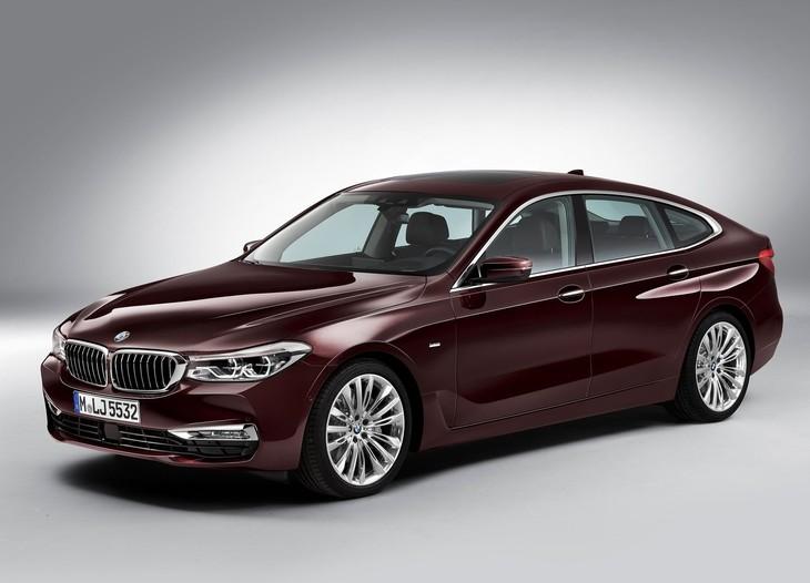 BMW 6GT 6