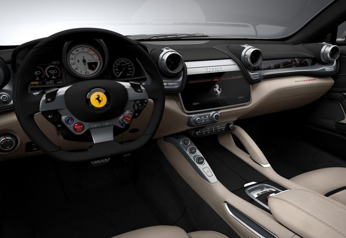 ferrari gtc4lusso arrives in sa - cars.co.za