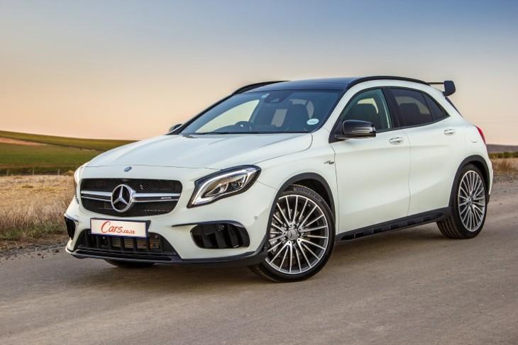 Mercedes Amg Gla 45 4matic 2017 Quick Review Cars Co Za