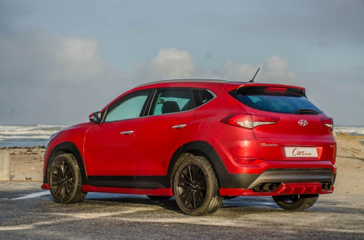 Hyundai Tucson Sport 2017 Quick Review Cars Co Za