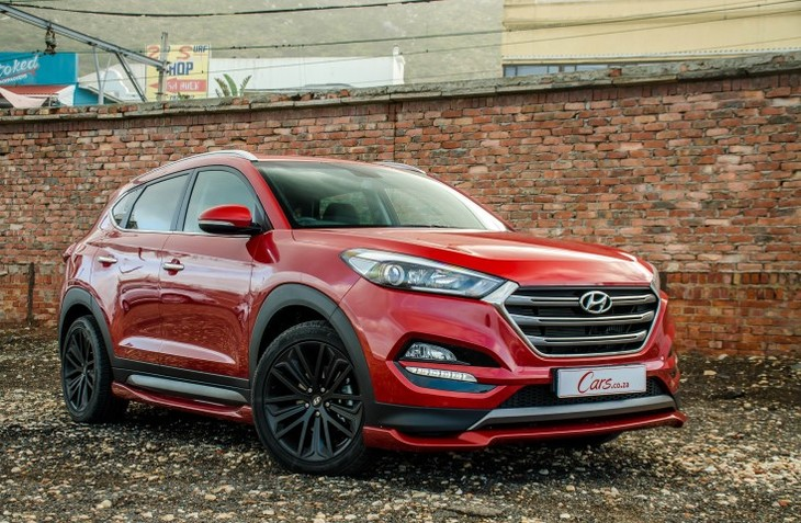 hyundai tucson sport  quick review carscoza