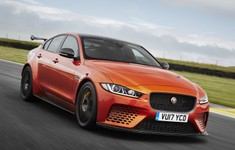 Jaguar XE SV Project 8 2