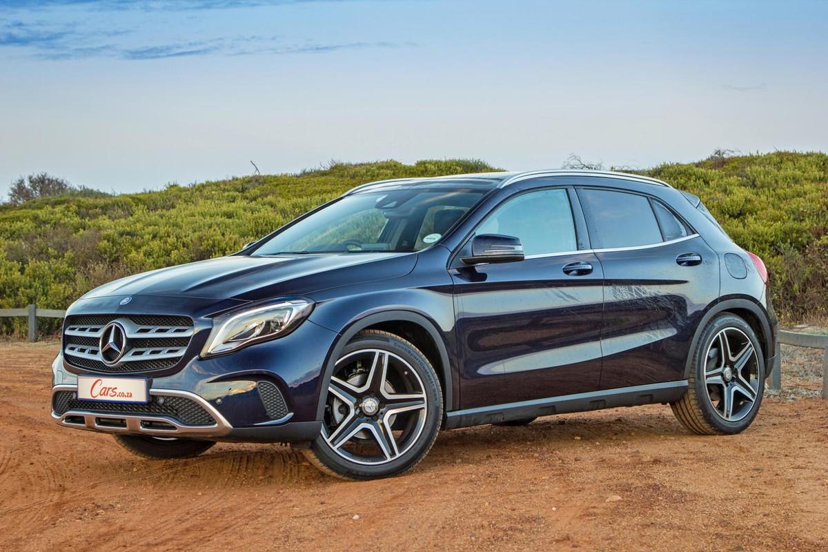 Mercedes Benz Gla 220d 4matic 2017 Quick Review Cars Co Za