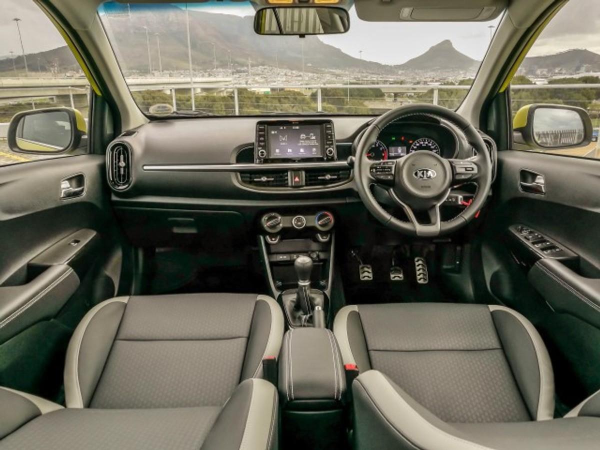 Kia Picanto (2017) Specs & Price [with Video] - Cars.co.za