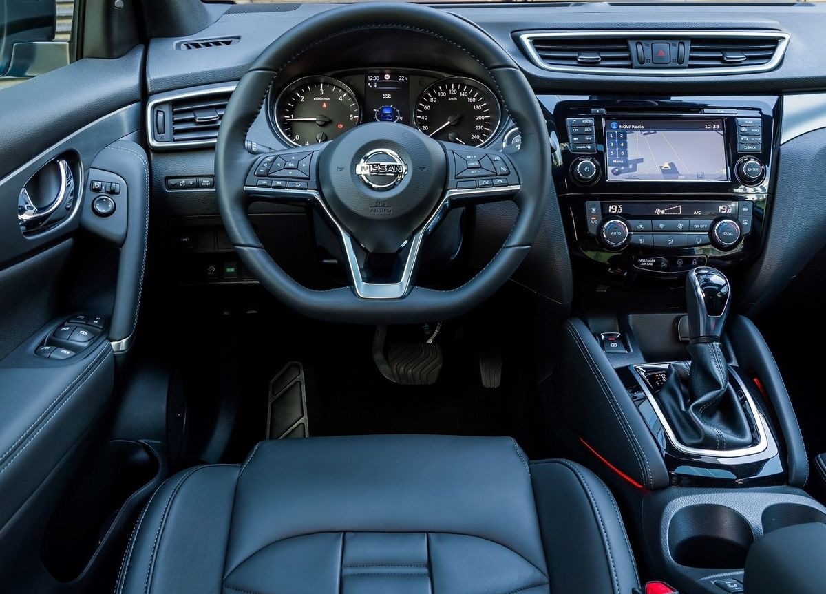 First Look: Facelifted Nissan Qashqai - Cars co za