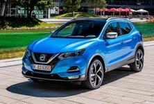 Nissan Qashqai 2018 1