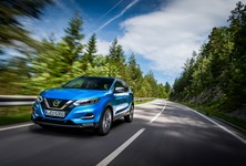 426191882 The New Nissan Qashqai Premium Crossover Enhancements Deliver Outstanding