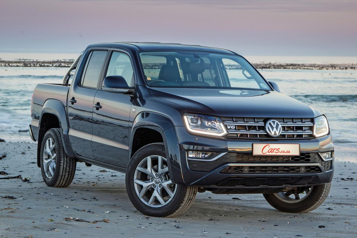 Volkswagen Amarok 2017 >> Volkswagen Amarok 3 0 V6 Tdi Highline Plus 2017 Review
