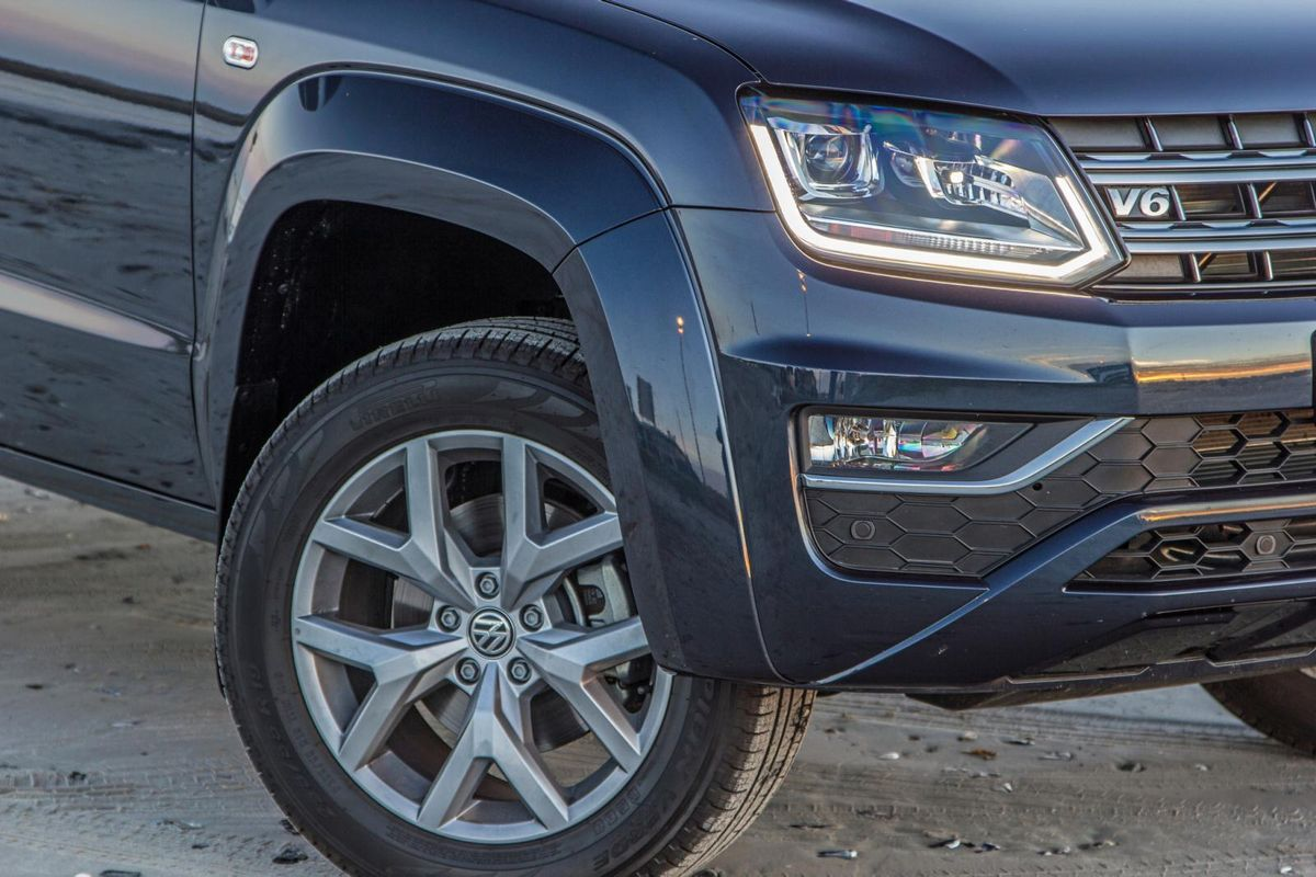 Volkswagen Amarok 3 0 V6 TDI Highline Plus (2017) Review