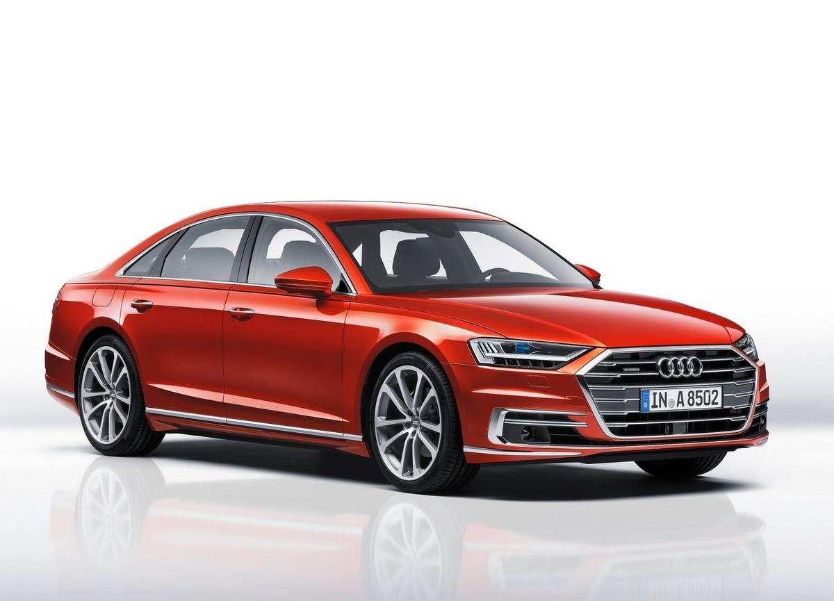 Audi A Revealed With Video Carscoza - 2018 audi s8