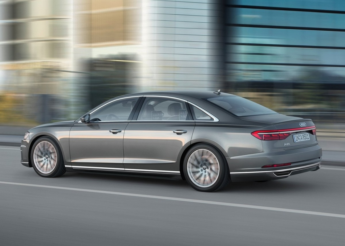 Audi A Revealed With Video Carscoza - 2018 audi a8