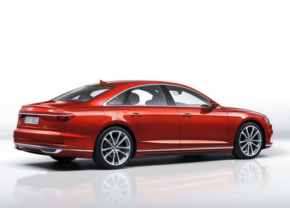 Audi A Revealed With Video Carscoza - Audi 8