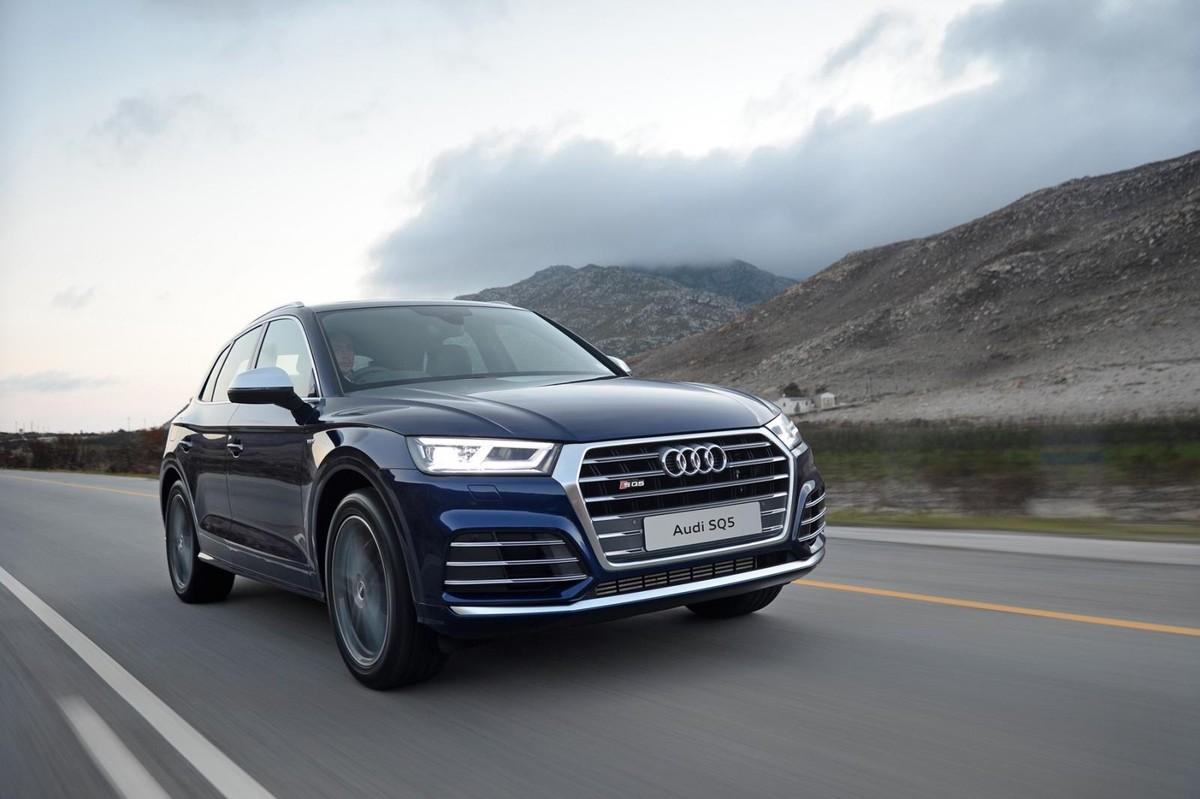 New Audi Q Launch Review Carscoza - Audi a 9