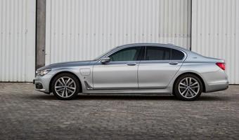 BMW 740e 6