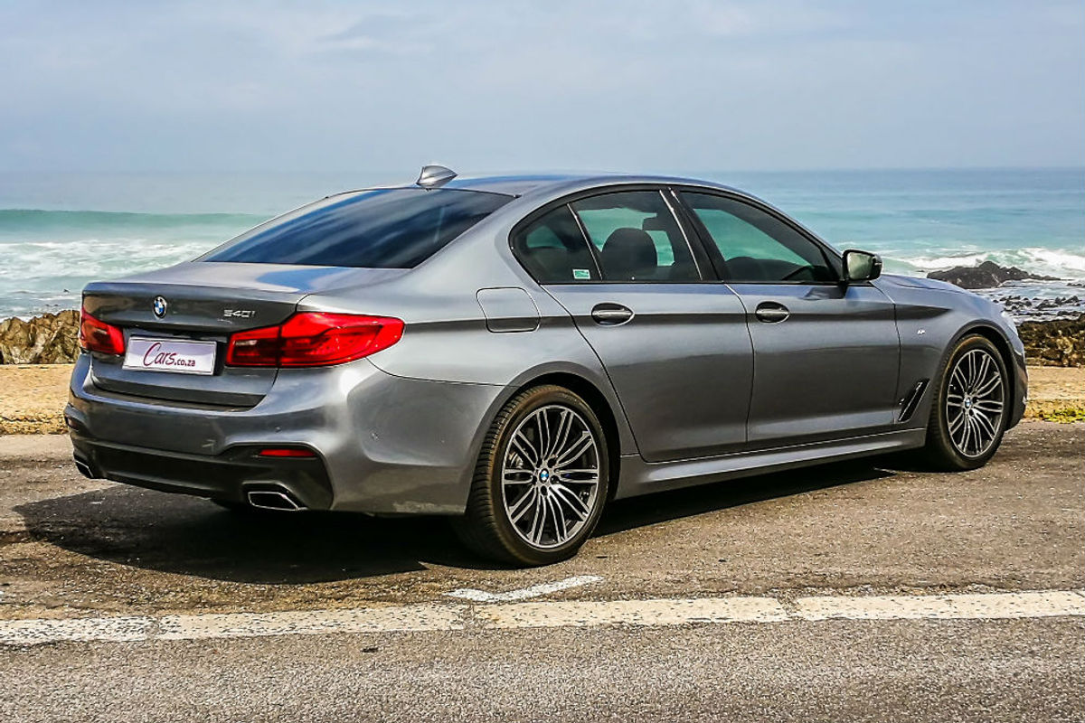 Bmw 540i M Sport 2017 Review With Video Carscoza