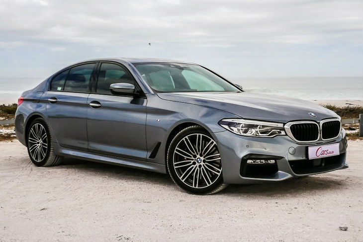 BMW 540i M Sport (2017) Review [with Video] - Cars co za