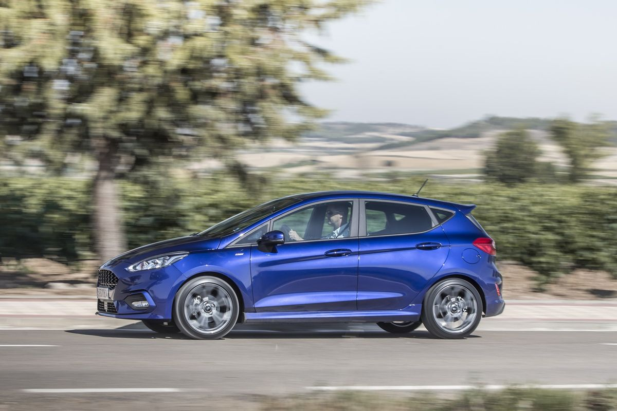 Ford Fiesta 2018 International Launch Review Cars Co Za