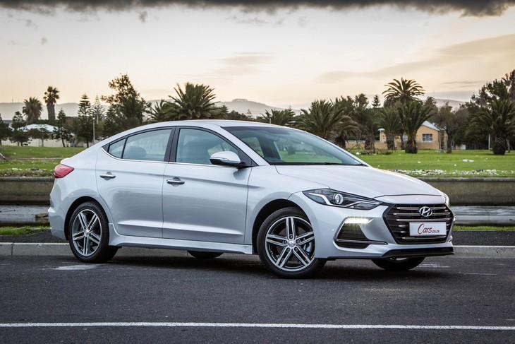 4c6d74bbdfd3 Hyundai Elantra 1.6 Turbo Elite Sport (2017) Quick Review - Cars.co.za