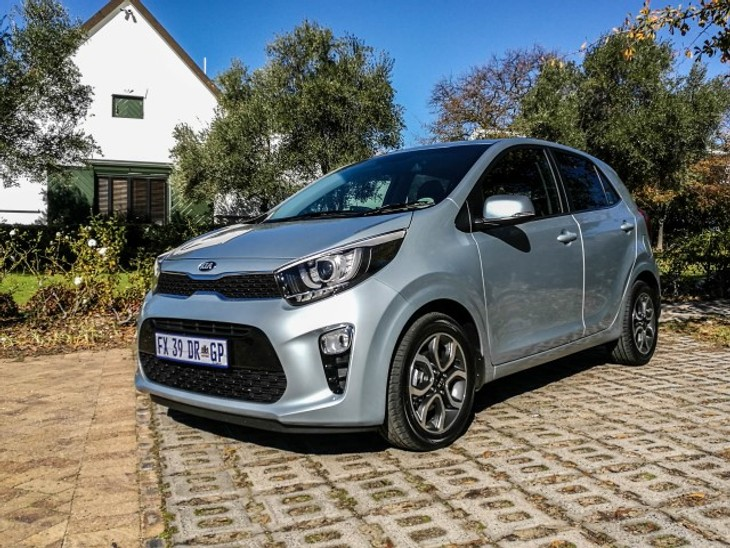 New Kia Picanto (2017) Launch Review - Cars co za