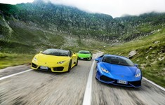 Lamborghinitransfagarasanromania