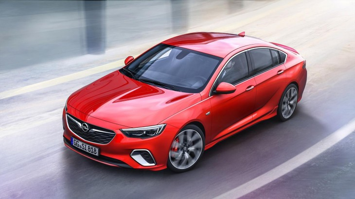 New Opel Insignia Gsi Could Make It To Sa Cars