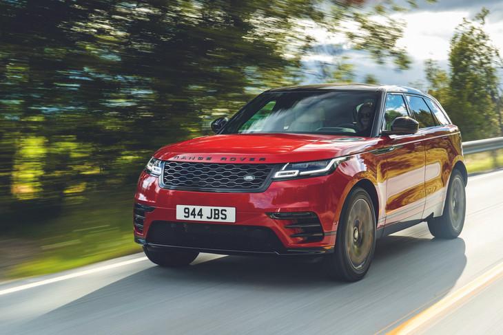 Range Rover Velar 2017 International Launch Review