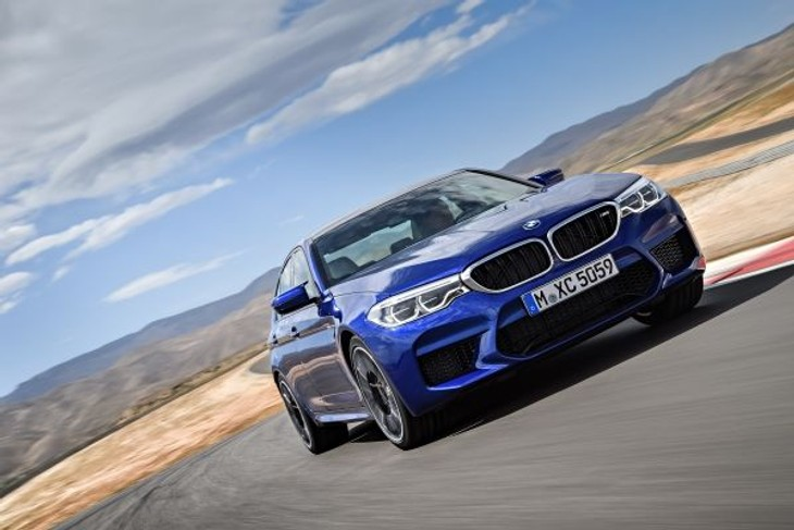 BMWM5fronts