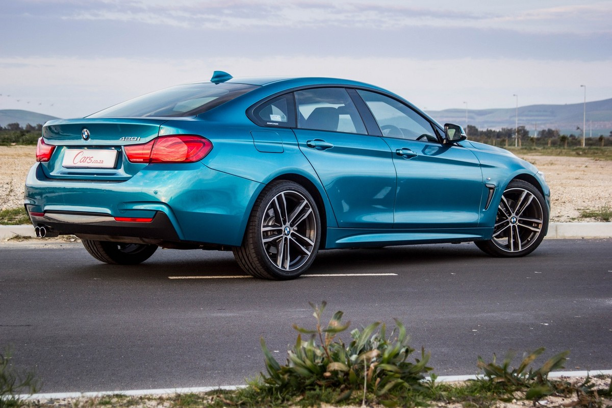 BMW 420i Gran Coupe (2017) Quick Review - Cars.co.za
