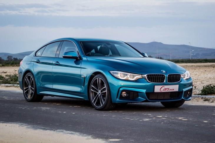 BMW 420 GC 8