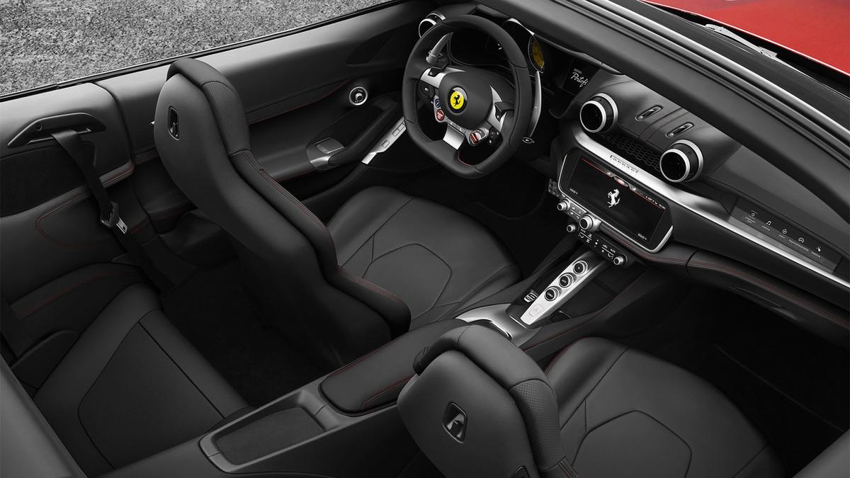 ferrari unleashes portofino topless gt - cars.co.za