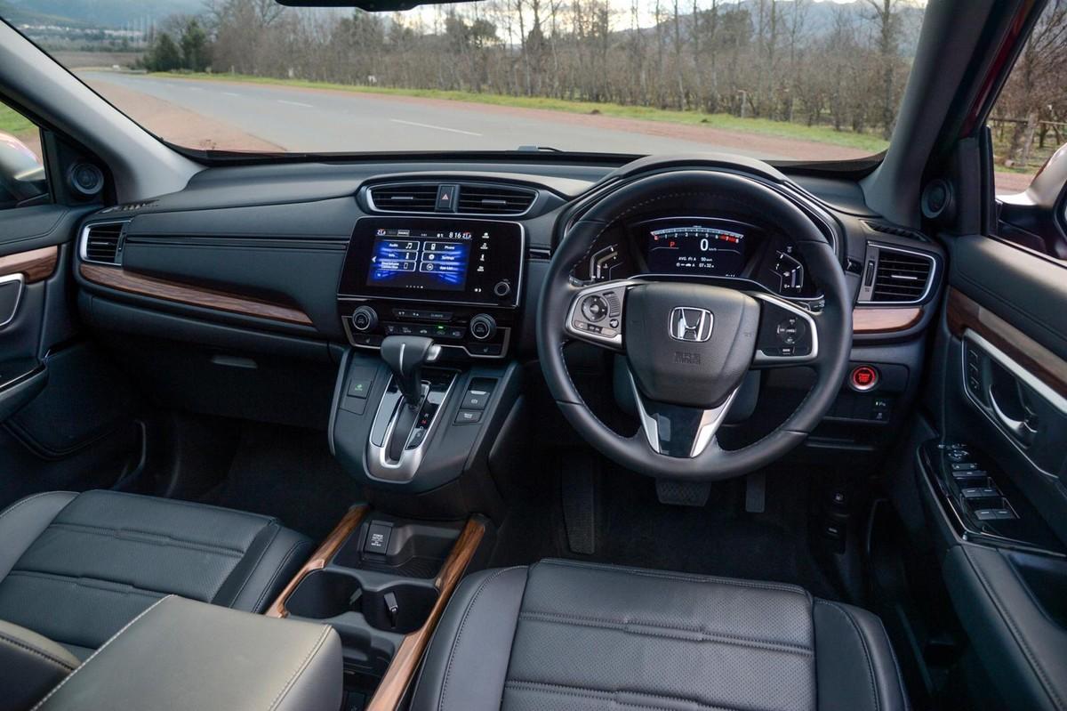 Honda Cr V 2017 Launch Review Cars Co Za