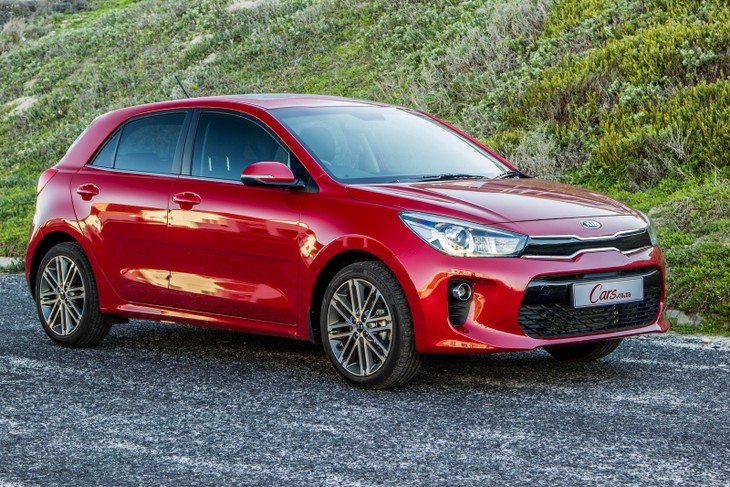 Kia Rio 1 4 Tec (2017) Review [with Video] - Cars co za