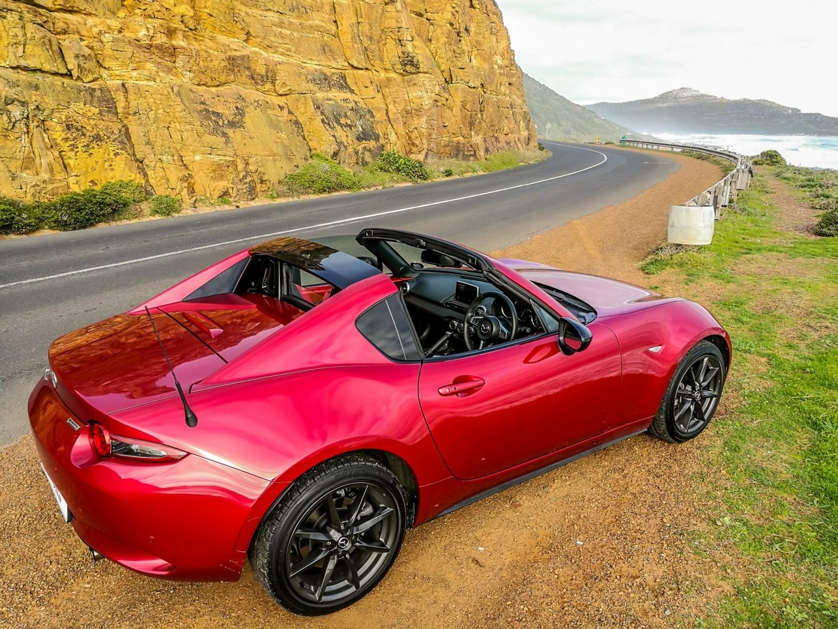 Mazda Mx 5 Rf Automatic 2017 Quick Review Cars Co Za