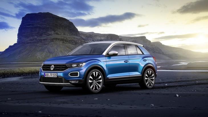 VW T Roc 14