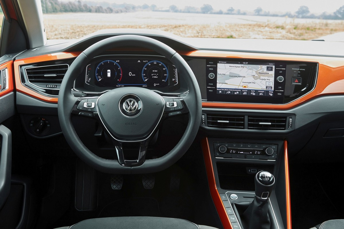 2018 Volkswagen Polo 92