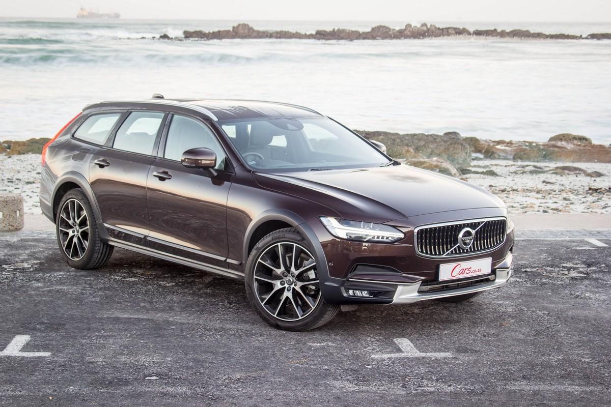 Volvo V90 Cross Country D5 Awd Inscription 2017 Quick