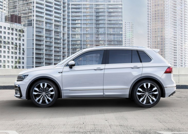 2018 VW Tiguan Hybrid: Rumor Or Reality? >> Is Volkswagen Building A Tiguan R With Video Cars Co Za
