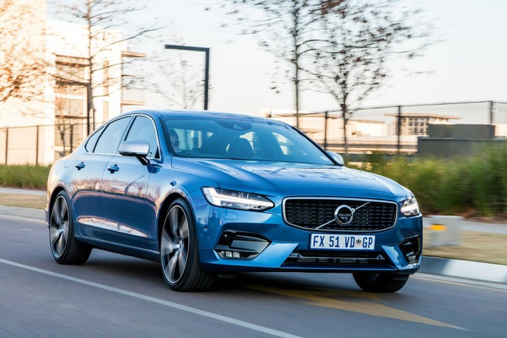 האופנה האופנתית Volvo S90 R-Design in SA (2017) Specs & Price - Cars.co.za IK-95