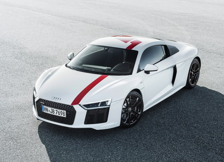 Audi R8 Goes Rear Wheel Drive With Rws Version Carscoza