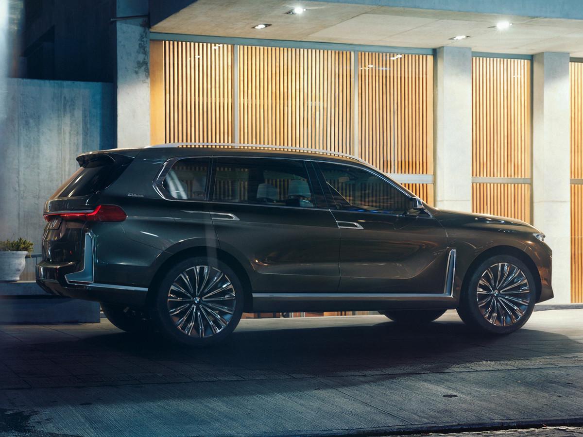 bmw x7 iperformance concept revealed - cars.co.za