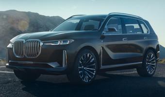 BMW X7 Concept 2