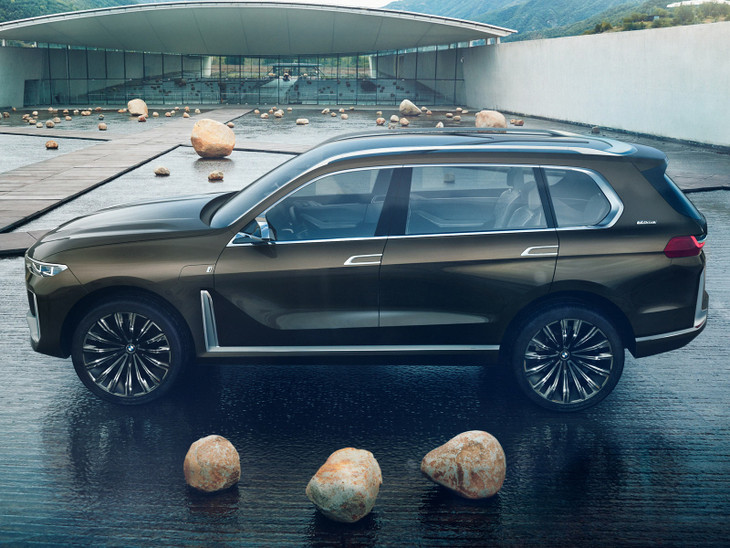 Bmw X7 Iperformance Concept Revealed Cars