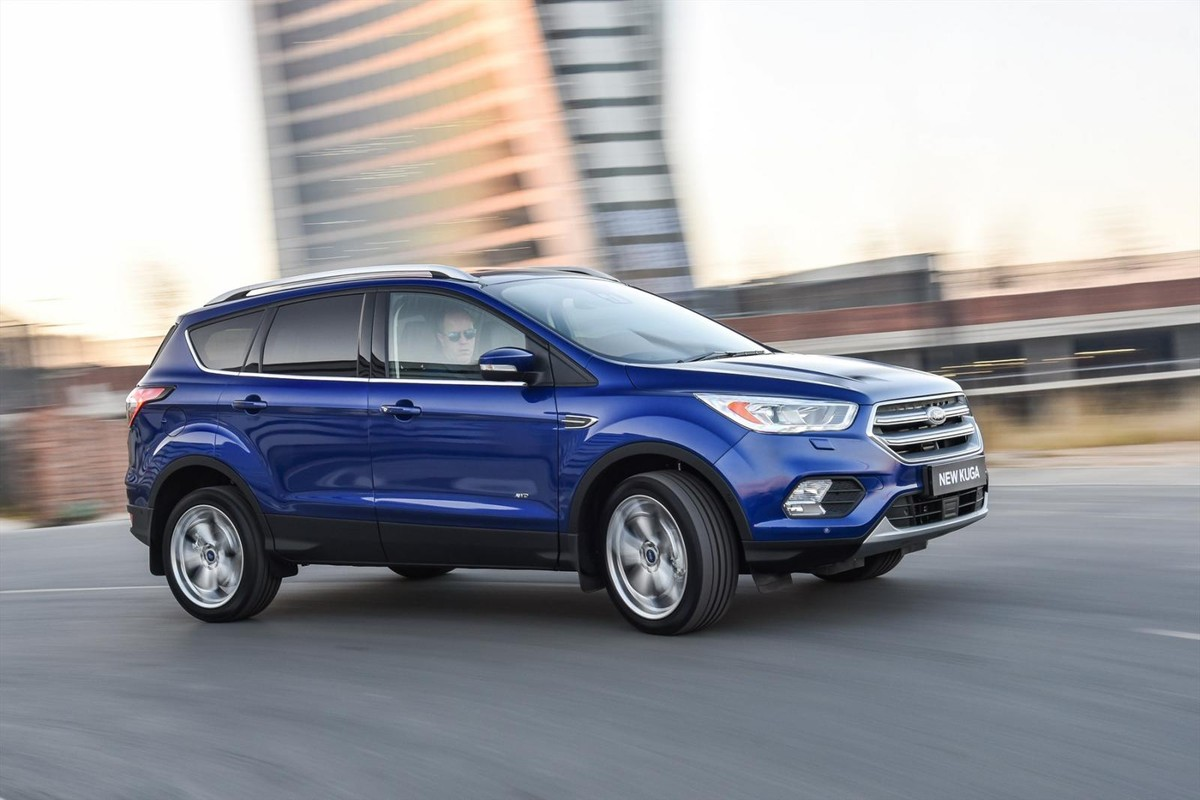 facelifted ford kuga launches in sa 2017 specs price. Black Bedroom Furniture Sets. Home Design Ideas